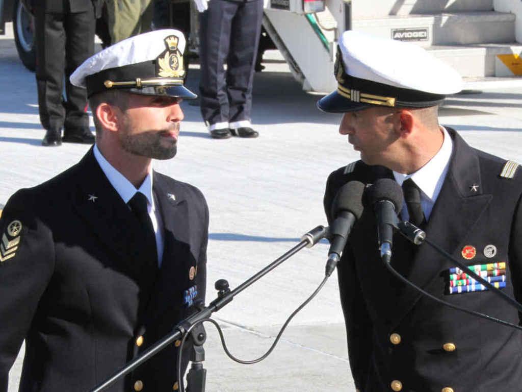Terzi, ''I marò restano in Italia'' - Latorre e Girone ''siamo felici''