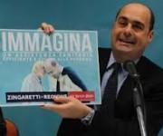 Campagna elettorale Zingaretti