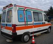 Ambulanza Ares 118