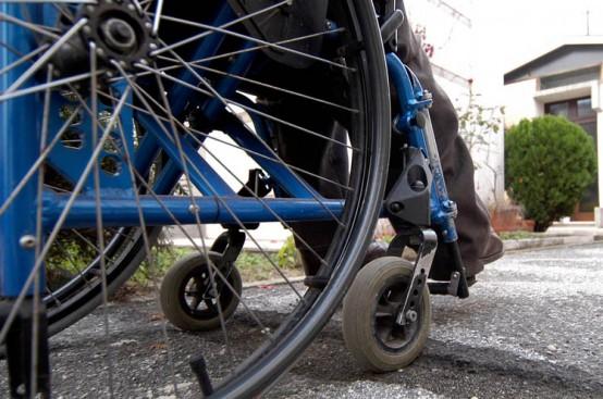 disabile a scuola