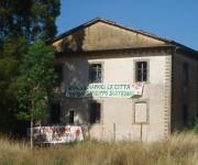casale Eur Papillo Via Albero Moravia