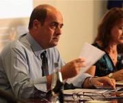 Zingaretti - piano di rientro dal deficit