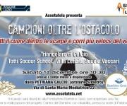 CAMPIONI OLTRE L'OSTACOLO