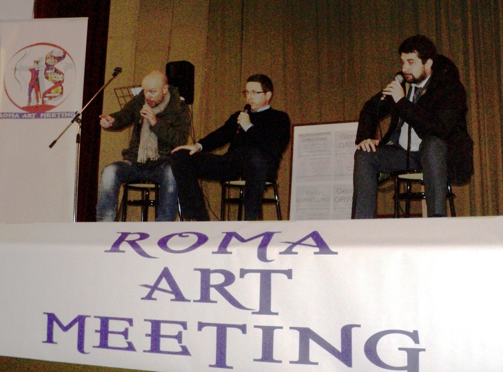 MARITATO ASSOTUTELA E ROMA ART MEETING