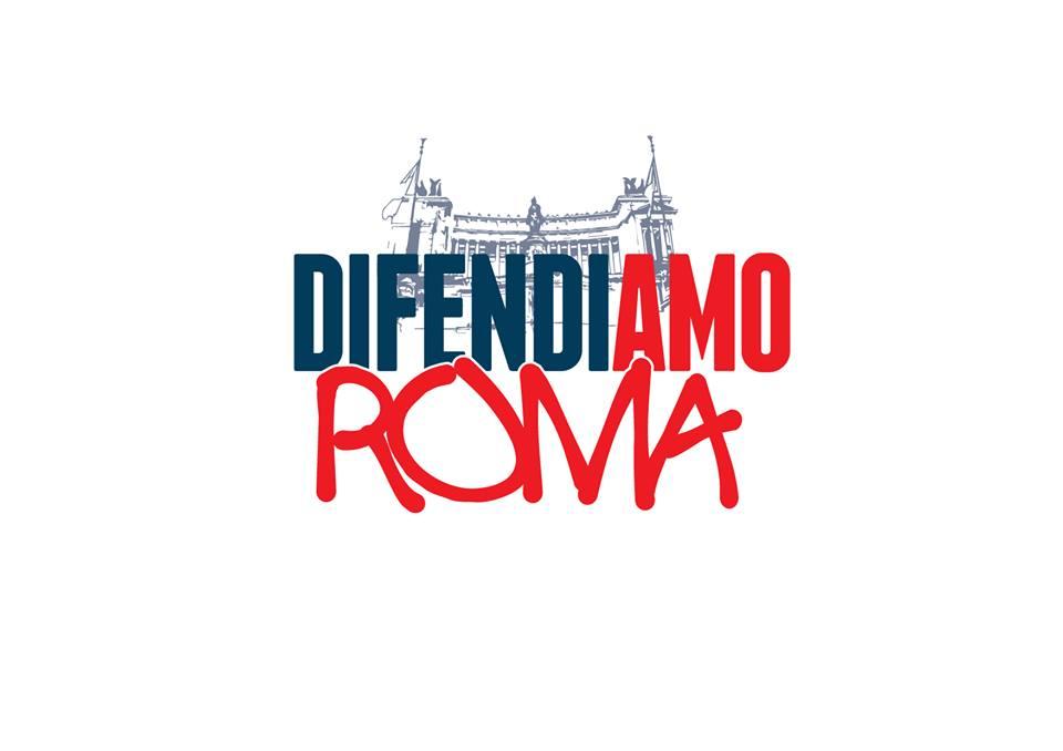 TORRE ANGELA, DIFENDIAMO ROMA
