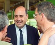 Presidente Lazio - Zingaretti