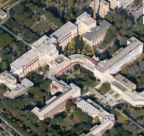 parco ospedale Forlanini - Roma
