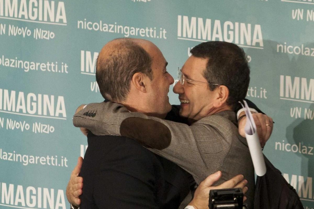 Elezioni politiche 2013,  regionali Lazio Nicola Zingaretti