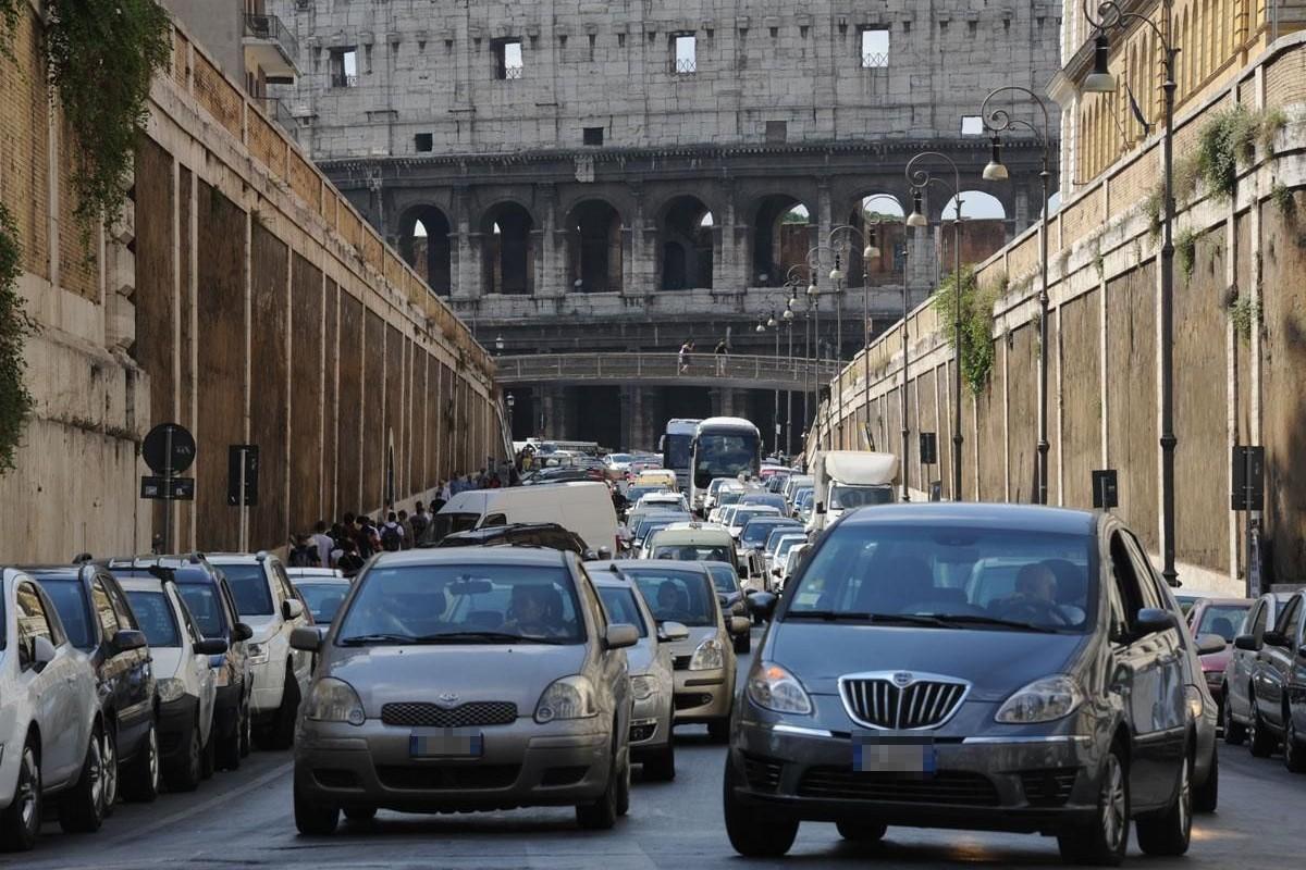 Piano generale del traffico urbano Roma
