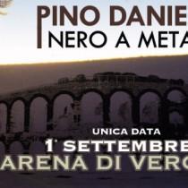 Pino Daniele all'Arena di Verona