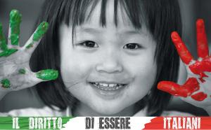 ''ius soli'' per i bambini stranieri nati in Italia