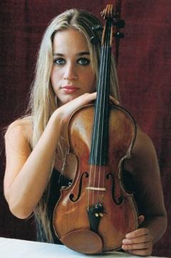 Vincitore premio arte e musica europeo violinista