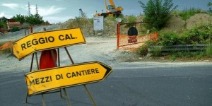 22/07/2010 Palmi, deviazioni per lavori sulla A3 autostrada Salerno - Reggio Calabria