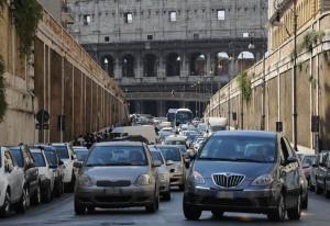 comune-roma-blocco-traffico-fascia-verde