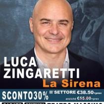locandina Zingaretti - La Sirena2