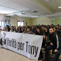 Verità per Tony Drago