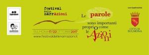 Festival delle NarrAzioni 2017