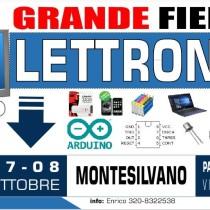 Fiera Mercato dell'Elettronica montesilvano 2017