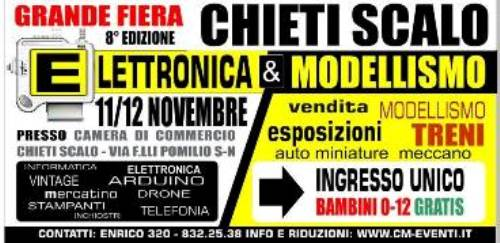 fiera dell'elettronica 2017 Chieti