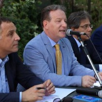 Angelo Valori in conferneza