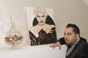 Fashion Moda Arte Luxury mostra Daniele Pacchiarotti (2)
