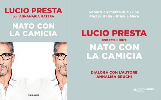 Lucio Presta locandina