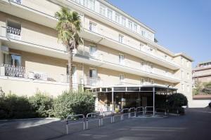 Villa Tiberia Hospital di Roma