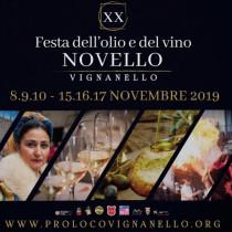 Festa dell'olio e del vino Novello
