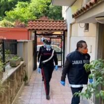 NINV - Un momento delle operazioni dei Carabinieri (2)