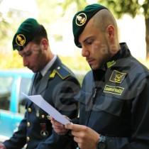 12/04/2103 - Cosenza - Fisco, controlli fiscali contro evasione da parte della Guardia di Finanza